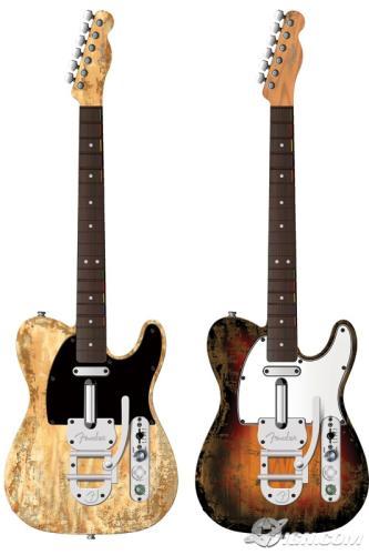 Rockband2 Telecaster 1