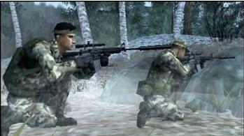 fireteam bravo 3 soldiers