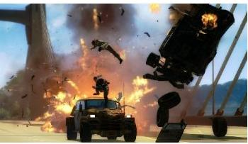 just cause 2 violence
