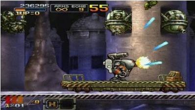 metal slug xx screenshot
