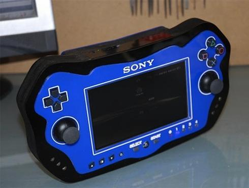 ps3 portable front