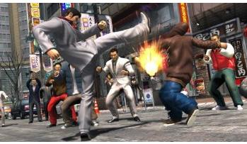 yakuza 3 fighting