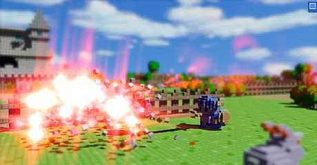 3D Dot Game Heroes Game 1
