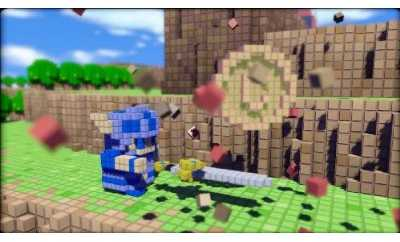 3D Dot Game Heroes Game 2