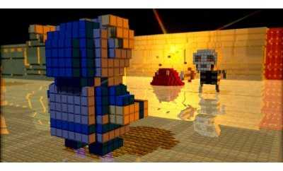 3D Dot Game Heroes Game 3