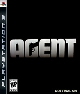 Agent PS3 Game