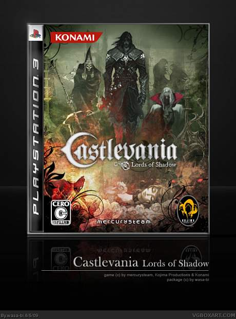 Castlevania Lords Of Shadow Game 1