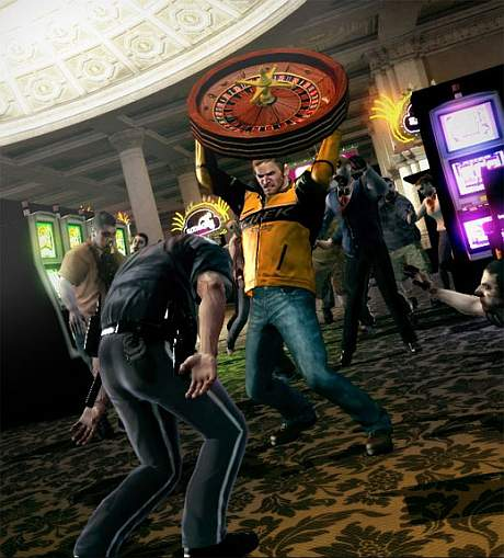 Dead Rising 2 PS3 Game 1