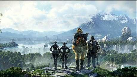 Final Fantasy XIV Game 1