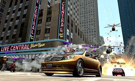 Grand Theft Auto Episodes from Liberty City Game 2