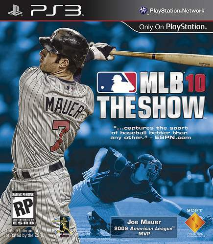 MLB 10 The Show Game 1