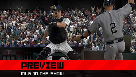 MLB 10 The Show Game 3