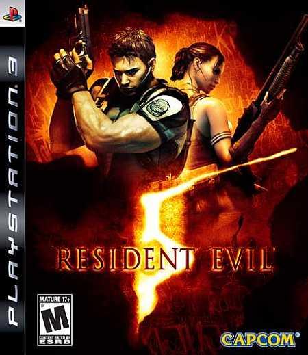 Residence Evil 5 Game 1