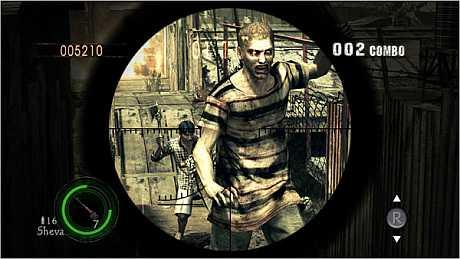 Residence Evil 5 Game 3