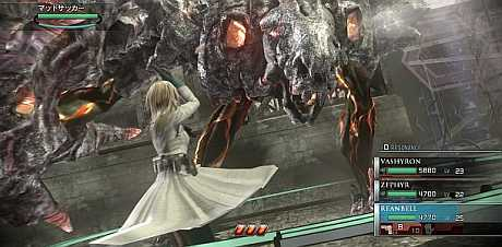 Resonance of Fate Game 1