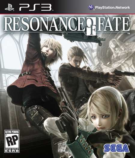 Resonance of Fate Game 2