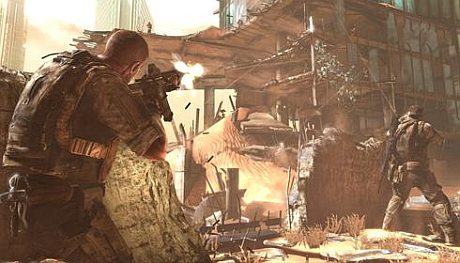 Spec Ops The Line Game 1