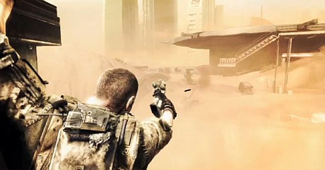 Spec Ops The Line Game 3