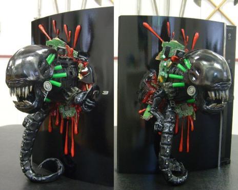 PS3 - planet: alien mod