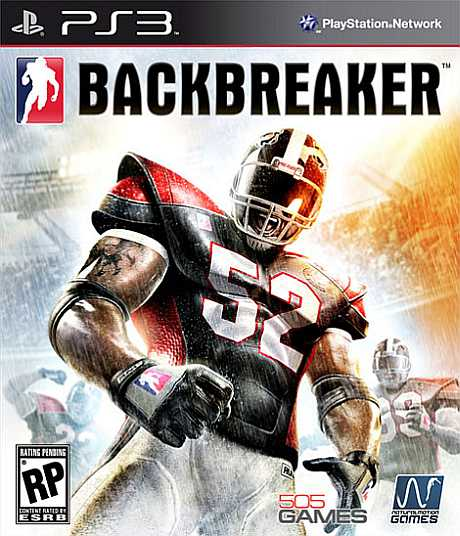 Backbreaker Game
