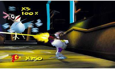 Earthworm Jim 3D Game 1