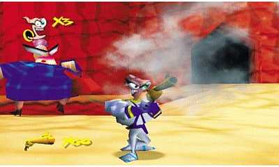 Earthworm Jim 3D Game 2