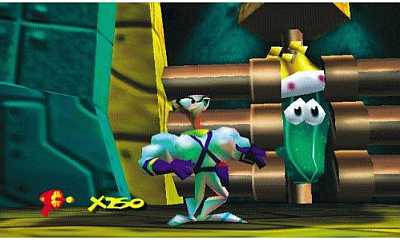 Earthworm Jim 3D Game 4