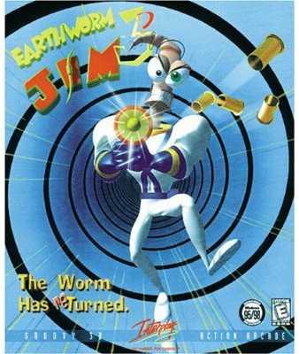 Earthworm Jim 3D Game