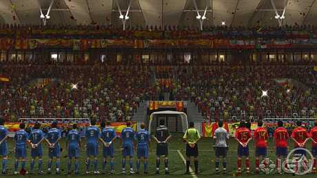 Fifa World Cup 2010 Game 1