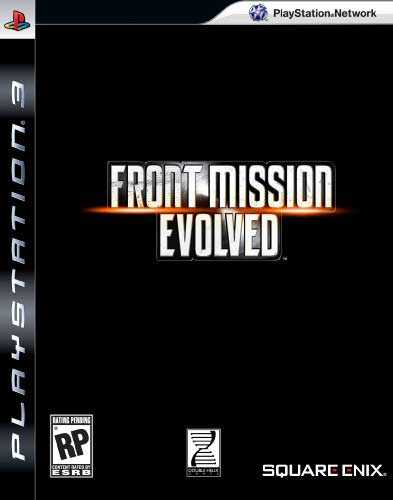 Front Mission Evolved Game 1