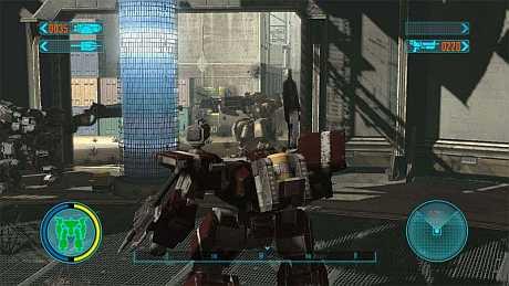 Front Mission Evolved Game 3