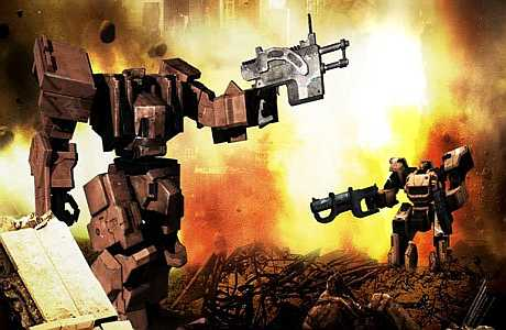 Front Mission Evolved Game 4