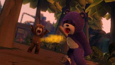 Naughty Bear Game 1