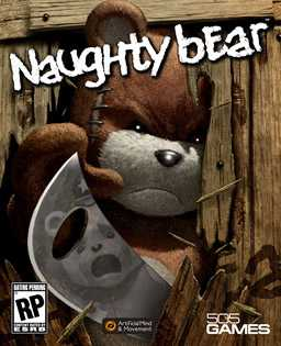 Naughty Bear Game