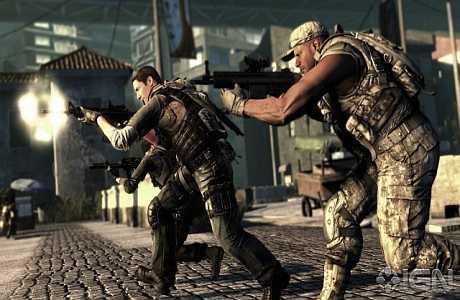 SOCOM 4 US SEALs Playstation 3 3