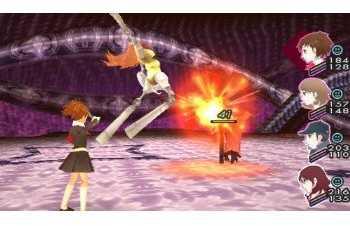 Shin Megami Tensei Persona 3 game 3