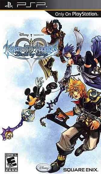 Kingdom Hearts Birth by Sleep D 1