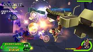 Kingdom Hearts Birth by Sleep D 2