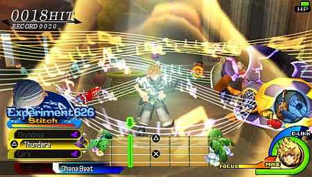 Kingdom Hearts Birth by Sleep D