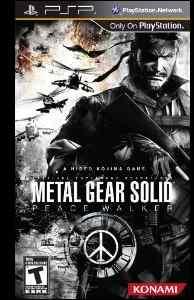 Metal Gear Solid Box art