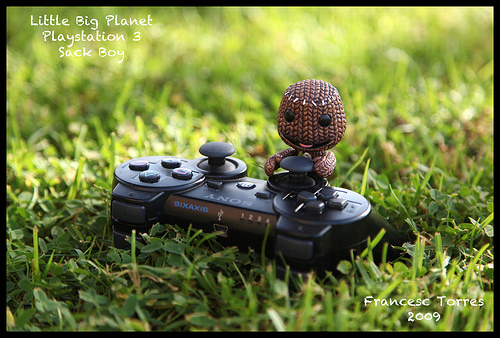 Sackboy's Day OUt1