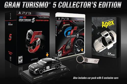 gran turismo 5 collectors edition image