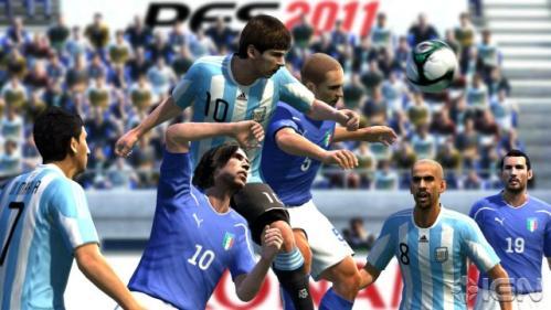pes 2011 pro evolution soccer 2011 images
