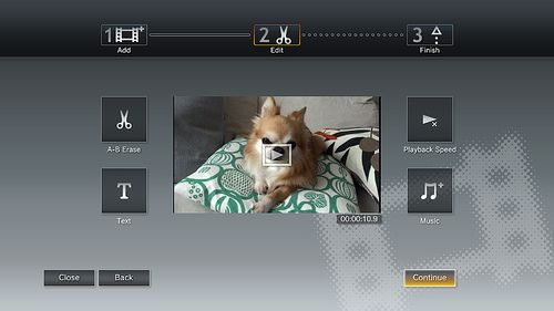 ps3 3.40 firmware video share