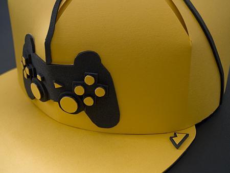 PS3 controller caps