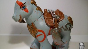 Kratos version of My Little Pony