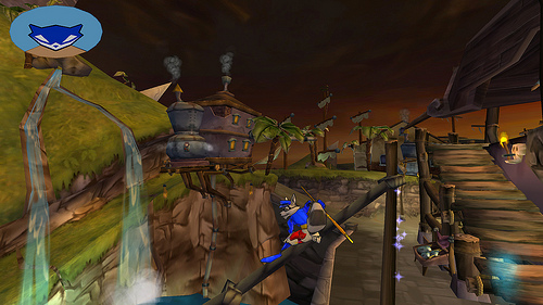 Sly Cooper Collection PS3 Image 2