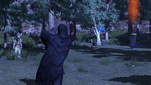 Sports Champions Haunted Pack for PlayStation Move Screenshot 2