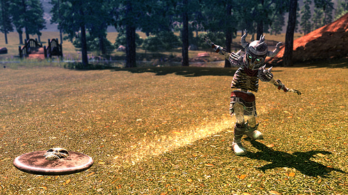 Sports Champions Haunted Pack for PlayStation Move Screenshot 3