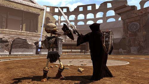 Sports Champions Haunted Pack for PlayStation Move Screenshot 1